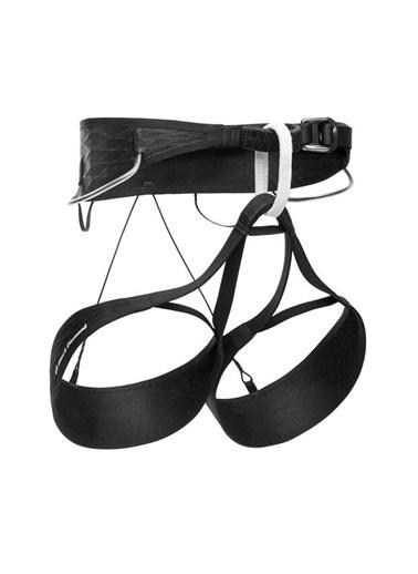 Black Diamond Aırnet Harness - Men'S Outdoor Emnıyet Kemerı Siyah-Beyaz Renkli